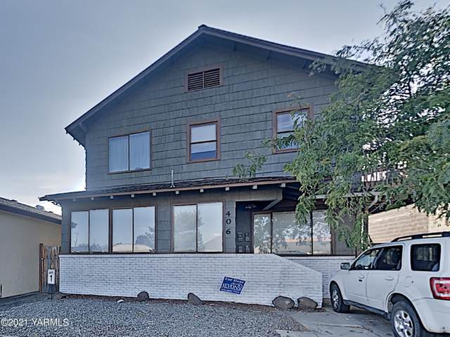 406 S 2nd St, Yakima, WA 98901 (MLS #21-319) :: Heritage Moultray Real Estate Services