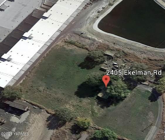 2405 Ekelman Rd, Moxee, WA 98936 (MLS #21-335) :: Heritage Moultray Real Estate Services