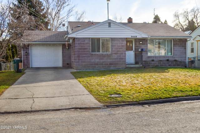 1412 Folsom Ave, Yakima, WA 98902 (MLS #21-378) :: Heritage Moultray Real Estate Services