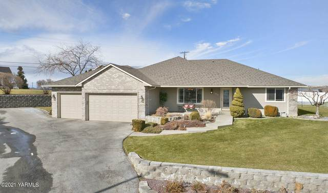 1406 Heritage Hills Ct, Selah, WA 98942 (MLS #21-381) :: Heritage Moultray Real Estate Services