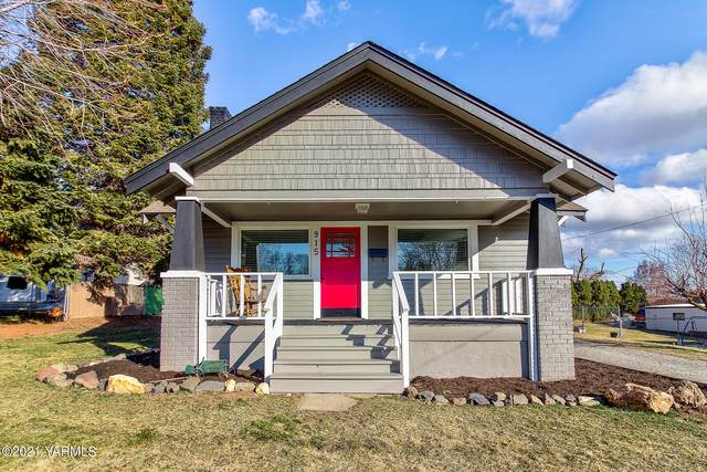 915 S 24th Ave, Yakima, WA 98902 (MLS #21-405) :: Amy Maib - Yakima's Rescue Realtor
