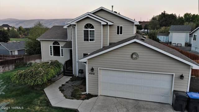 402 Apple Way, Selah, WA 98942 (MLS #21-411) :: Candy Lea Stump | Keller Williams Yakima Valley