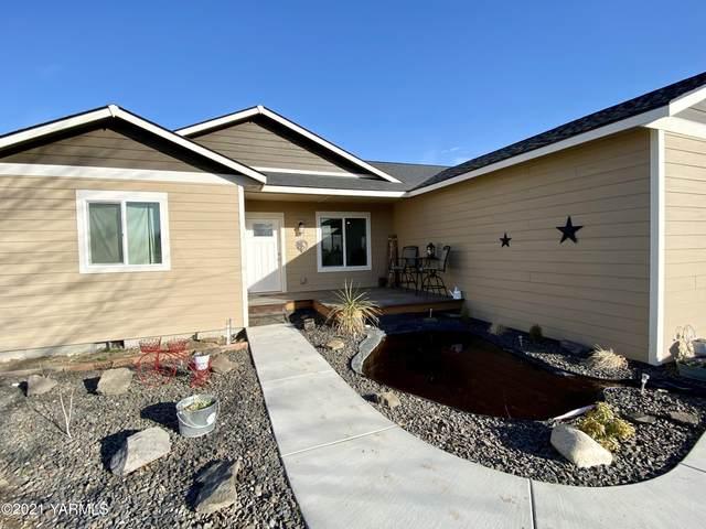661 Lancaster Rd, Selah, WA 98942 (MLS #21-433) :: Candy Lea Stump | Keller Williams Yakima Valley