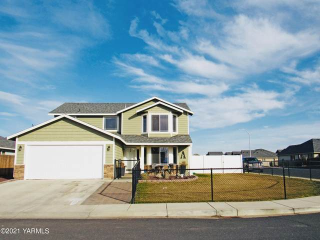 119 S Sterling St, Moxee, WA 98936 (MLS #21-452) :: Amy Maib - Yakima's Rescue Realtor