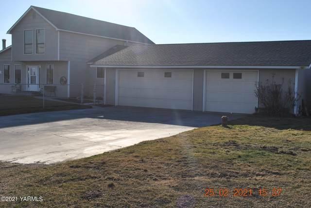 650 Wilson Hwy, Grandview, WA 98930 (MLS #21-464) :: Amy Maib - Yakima's Rescue Realtor