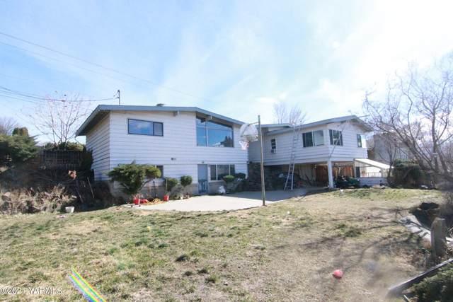 836 N Kentucky Ave, Wenatchee, WA 98802 (MLS #21-468) :: Amy Maib - Yakima's Rescue Realtor