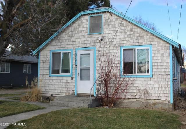 914 Washington Ave, Toppenish, WA 98948 (MLS #21-470) :: Amy Maib - Yakima's Rescue Realtor