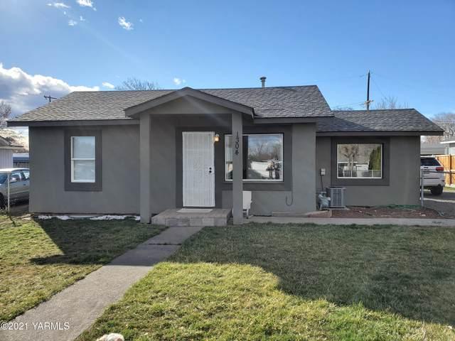 1304 S 11th Ave, Yakima, WA 98902 (MLS #21-471) :: Amy Maib - Yakima's Rescue Realtor