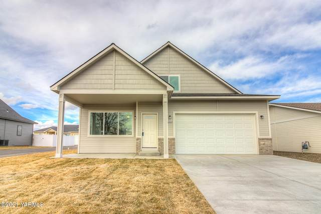6607 Terry Ave, Yakima, WA 98908 (MLS #21-492) :: Amy Maib - Yakima's Rescue Realtor