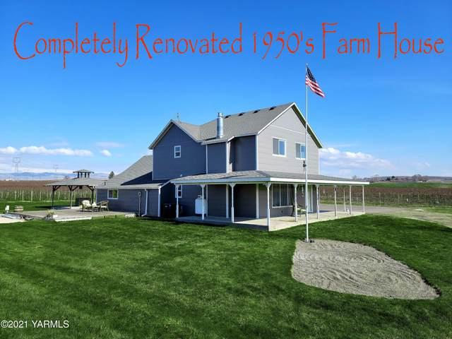 1141 E Alexander Rd, Sunnyside, WA 98944 (MLS #21-509) :: Nick McLean Real Estate Group