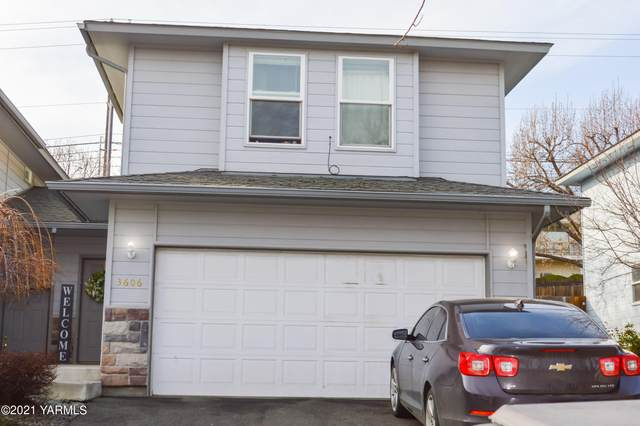 3600 Fairbanks Ave, Yakima, WA 98902 (MLS #21-514) :: Amy Maib - Yakima's Rescue Realtor