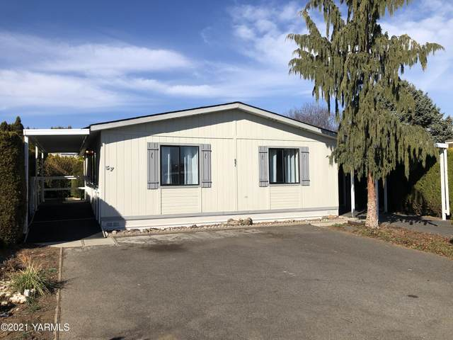 802 N 40th Ave #57, Yakima, WA 98908 (MLS #21-527) :: Heritage Moultray Real Estate Services