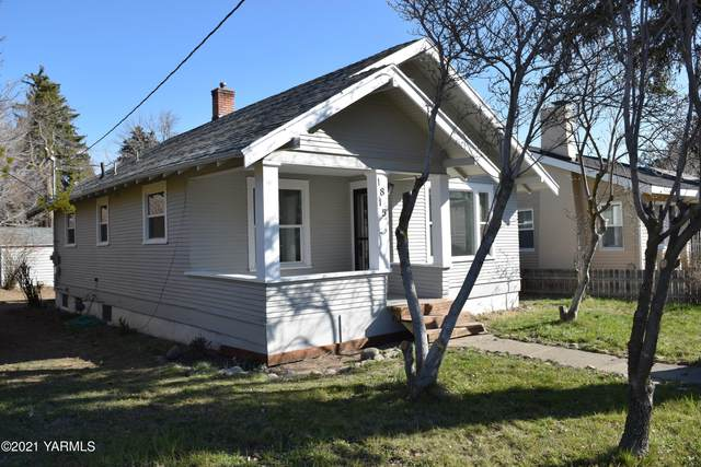 1815 Tieton Dr, Yakima, WA 98902 (MLS #21-585) :: Amy Maib - Yakima's Rescue Realtor