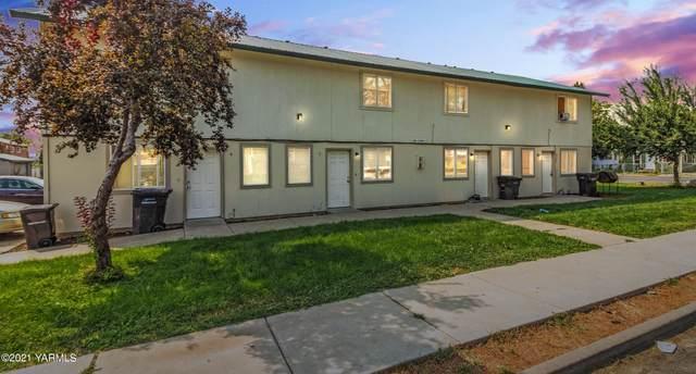 408 Cherry Ave, Yakima, WA 98902 (MLS #21-597) :: Amy Maib - Yakima's Rescue Realtor