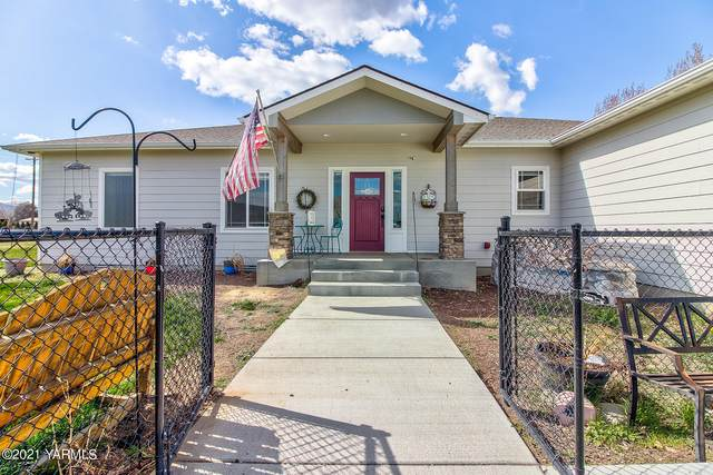 146804 W Buena Vista Rd, Prosser, WA 99350 (MLS #21-603) :: Nick McLean Real Estate Group