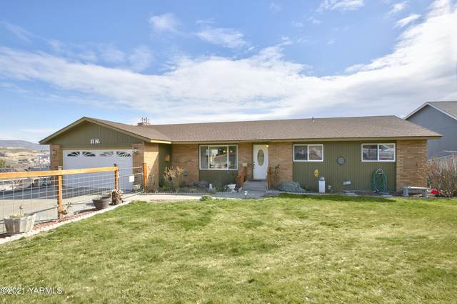 11 N 12th St, Selah, WA 98942 (MLS #21-607) :: Heritage Moultray Real Estate Services