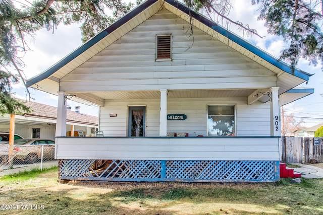 902 S 10th Ave, Yakima, WA 98902 (MLS #21-644) :: Amy Maib - Yakima's Rescue Realtor
