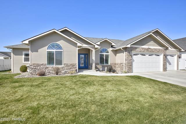 1006 S 83rd Ave, Yakima, WA 98908 (MLS #21-645) :: Heritage Moultray Real Estate Services