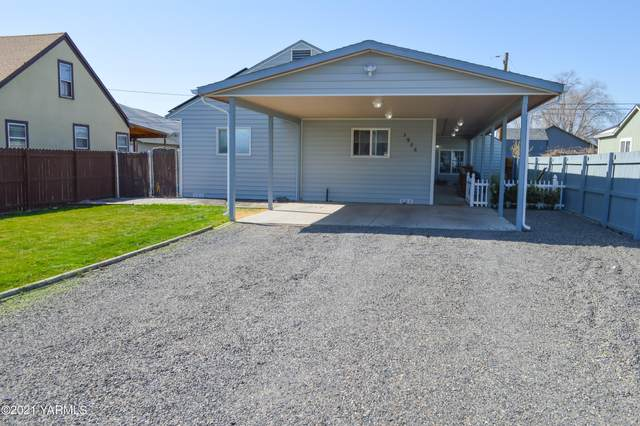 3906 1st St, Union Gap, WA 98903 (MLS #21-646) :: Heritage Moultray Real Estate Services