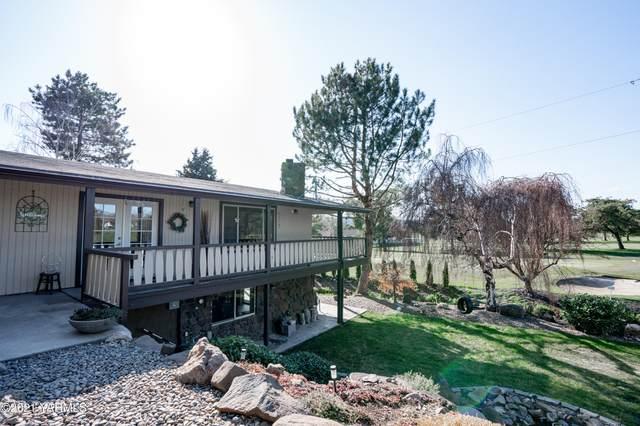 472 Vista Ln, Yakima, WA 98908 (MLS #21-659) :: Amy Maib - Yakima's Rescue Realtor