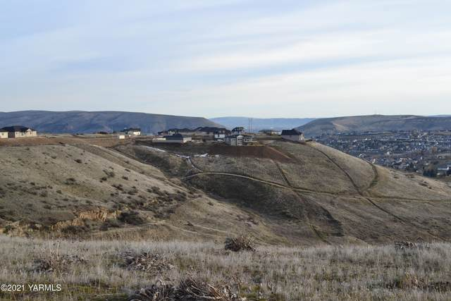1580 W Goodlander Rd Lot #4, Selah, WA 98942 (MLS #21-68) :: Heritage Moultray Real Estate Services