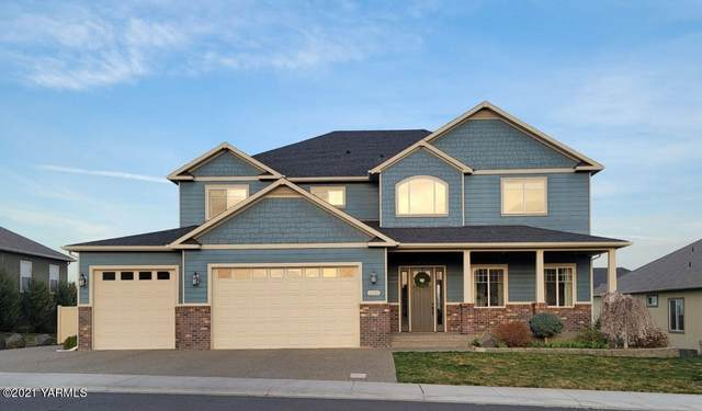 2201 S 75th Ave, Yakima, WA 98903 (MLS #21-689) :: Heritage Moultray Real Estate Services