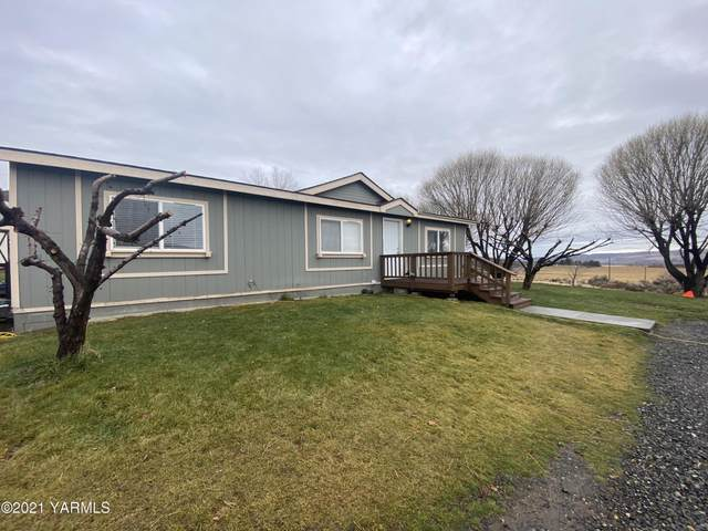 231 Fink Rd, Selah, WA 98942 (MLS #21-69) :: Heritage Moultray Real Estate Services