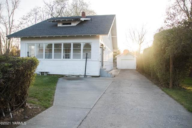1216 Pleasant Ave, Yakima, WA 98902 (MLS #21-715) :: Heritage Moultray Real Estate Services