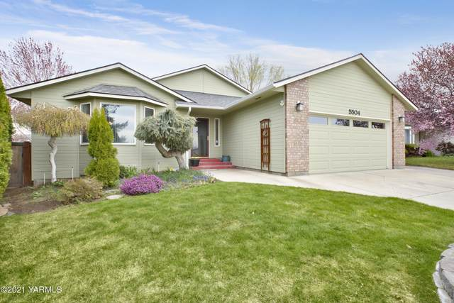 5504 Kloochman Way, Yakima, WA 98901 (MLS #21-742) :: Heritage Moultray Real Estate Services