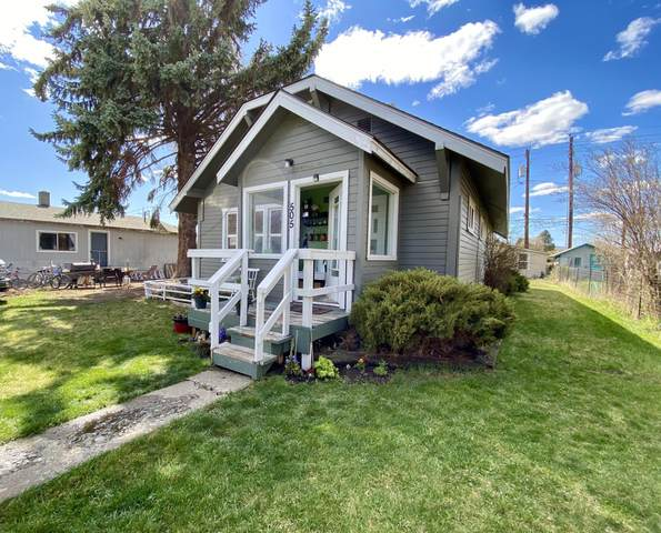 505 N Pacific St, Ellensburg, WA 98926 (MLS #21-758) :: Heritage Moultray Real Estate Services