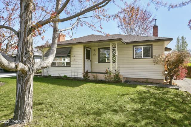 909 S 31st Ave, Yakima, WA 98902 (MLS #21-767) :: Heritage Moultray Real Estate Services