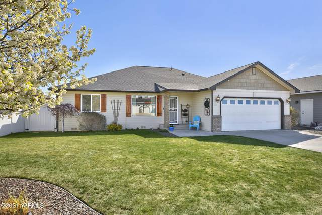 2411 S 73rd Ave, Yakima, WA 98903 (MLS #21-768) :: Heritage Moultray Real Estate Services