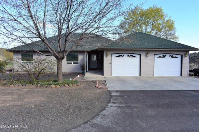 781 Quail Run Dr, Yakima, WA 98908 (MLS #21-786) :: Heritage Moultray Real Estate Services