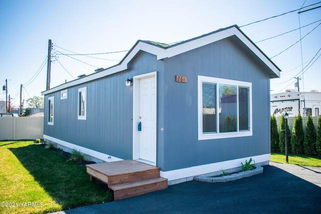 1418 Hathaway St 26A, Yakima, WA 98902 (MLS #21-790) :: Amy Maib - Yakima's Rescue Realtor