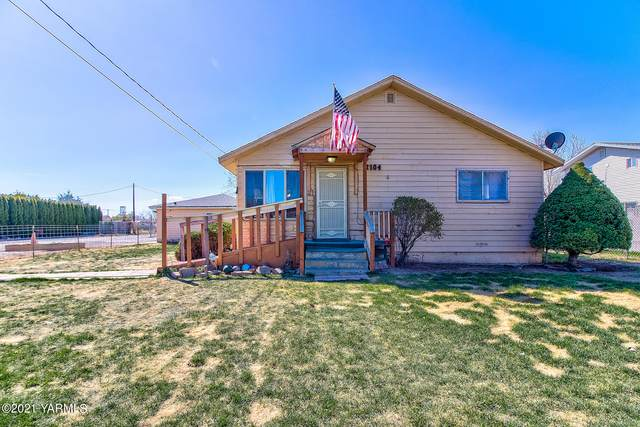 2104 Jerome Ave, Yakima, WA 98902 (MLS #21-799) :: Amy Maib - Yakima's Rescue Realtor