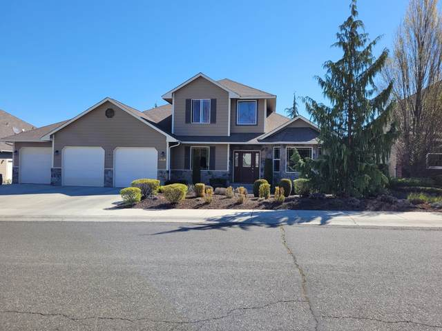 1409 S 79th Ave, Yakima, WA 98908 (MLS #21-800) :: Amy Maib - Yakima's Rescue Realtor