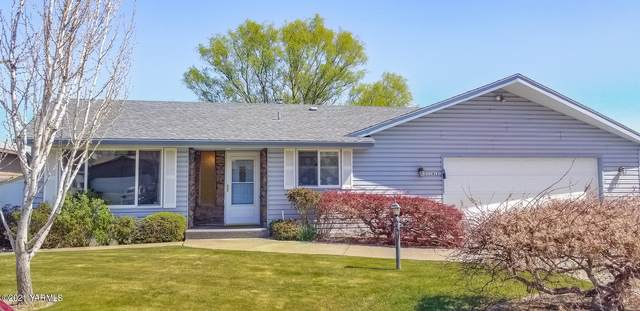1413 S 26th Ave, Yakima, WA 98902 (MLS #21-806) :: Amy Maib - Yakima's Rescue Realtor
