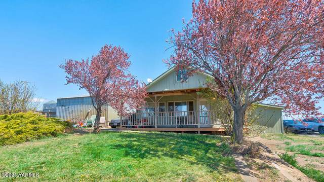 9231 Hwy 24 Ave, Moxee, WA 98936 (MLS #21-810) :: Nick McLean Real Estate Group