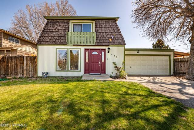 403 Del Mar Terrace Ave, Yakima, WA 98902 (MLS #21-817) :: Heritage Moultray Real Estate Services