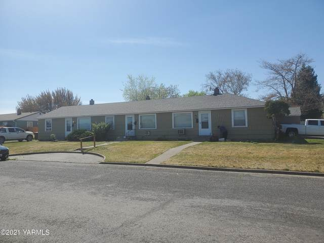 1302 S 6th Ave, Yakima, WA 98902 (MLS #21-822) :: Heritage Moultray Real Estate Services