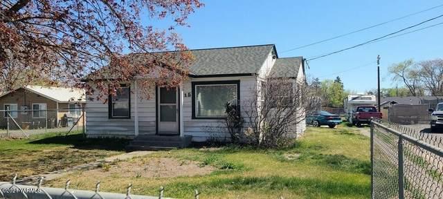 815 N 20th Ave, Yakima, WA 98902 (MLS #21-831) :: Amy Maib - Yakima's Rescue Realtor