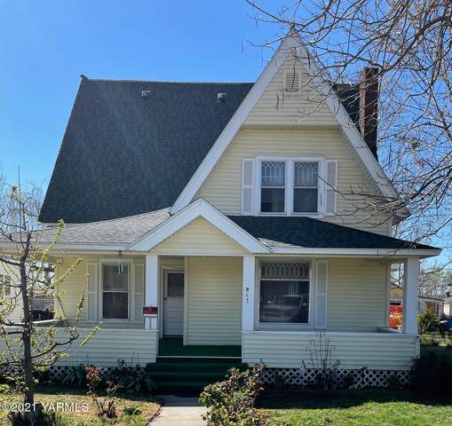 917 Franklin Ave, Sunnyside, WA 98944 (MLS #21-839) :: Heritage Moultray Real Estate Services