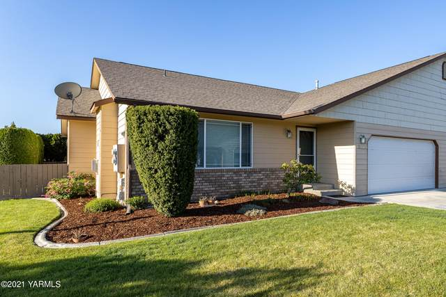 214 S 94th Ave, Yakima, WA 98908 (MLS #21-846) :: Amy Maib - Yakima's Rescue Realtor