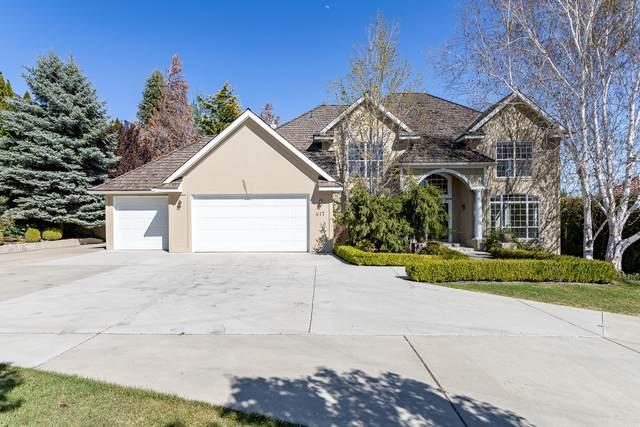 417 N 68th Ave, Yakima, WA 98908 (MLS #21-852) :: Candy Lea Stump   Keller Williams Yakima Valley