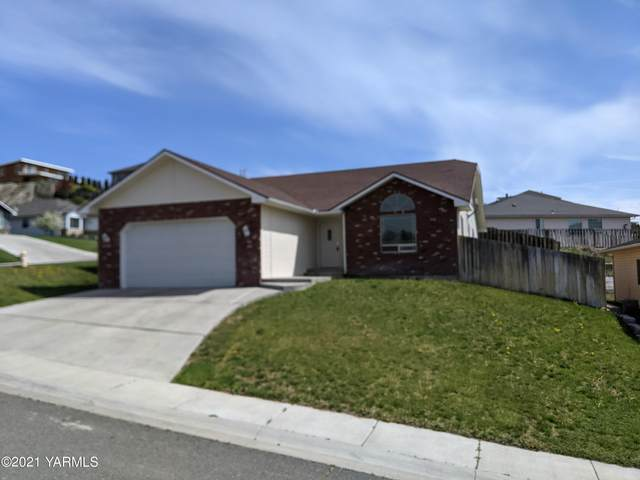 613 N 9th St, Selah, WA 98942 (MLS #21-869) :: Heritage Moultray Real Estate Services