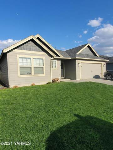 109 Palisade St, Moxee, WA 98936 (MLS #21-871) :: Heritage Moultray Real Estate Services