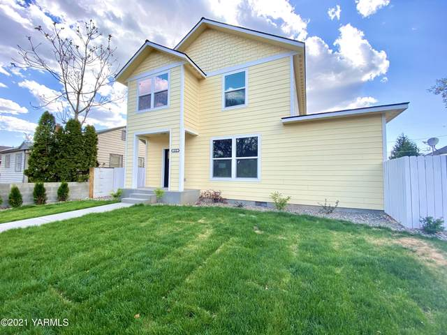 810 S 4th Ave, Yakima, WA 98902 (MLS #21-891) :: Heritage Moultray Real Estate Services