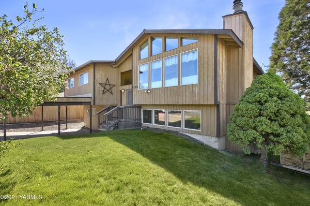 172 Terrace Park Dr, Yakima, WA 98901 (MLS #21-897) :: Candy Lea Stump | Keller Williams Yakima Valley