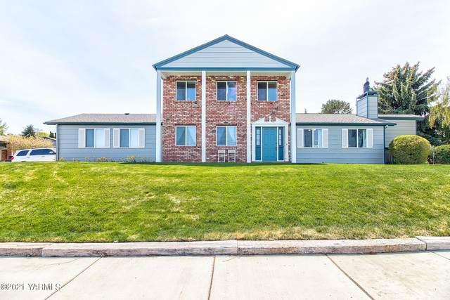 112 N 14th Ave, Selah, WA 98942 (MLS #21-902) :: Nick McLean Real Estate Group