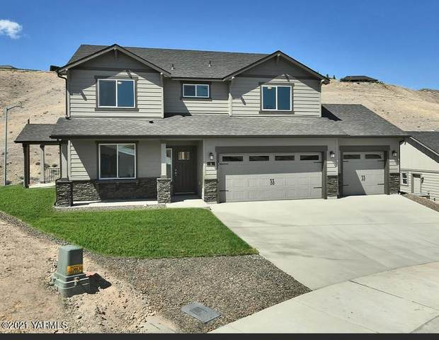 302 S 12th St Lot #16, Selah, WA 98942 (MLS #21-92) :: Amy Maib - Yakima's Rescue Realtor